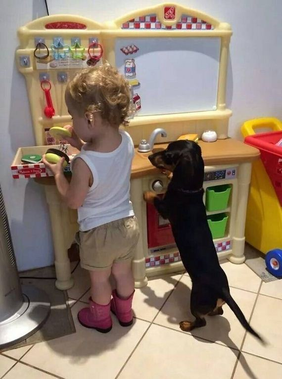 03-Smart Kids-Dogs-Really-Best-Friends