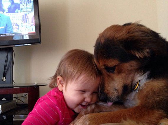 Smart Kids Who Learned Early On That Dogs Really Are Our Best Friends
