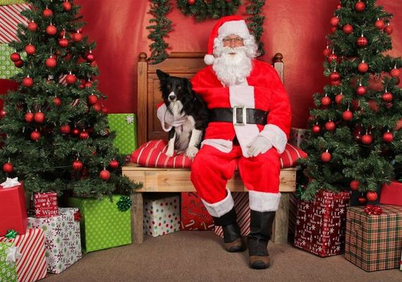 08-Posed-With-Santa-ClausPosed-With-Santa-Claus