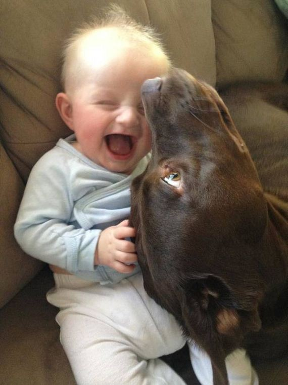 09-Smart Kids-Dogs-Really-Best-Friends