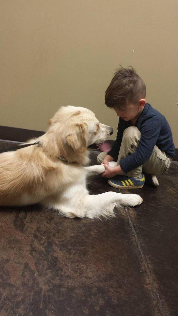 10-Smart Kids-Dogs-Really-Best-Friends