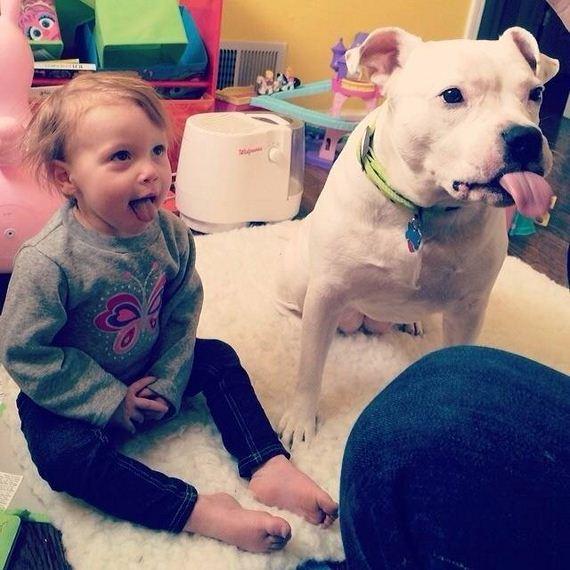11-Smart Kids-Dogs-Really-Best-Friends