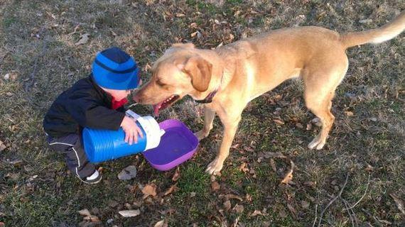 12-Smart Kids-Dogs-Really-Best-Friends