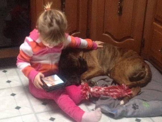 13-Smart Kids-Dogs-Really-Best-Friends