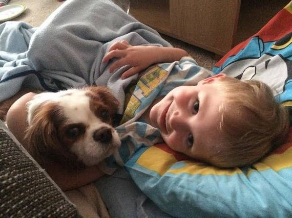 15-Smart Kids-Dogs-Really-Best-Friends
