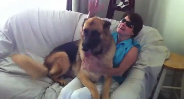 She Was Away From Her Mommy For ONE Day…And Had This Hysterical Reaction