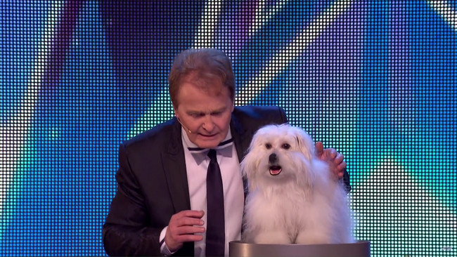 The Audience Was Completely Shocked By What He Did With His Dog Onstage