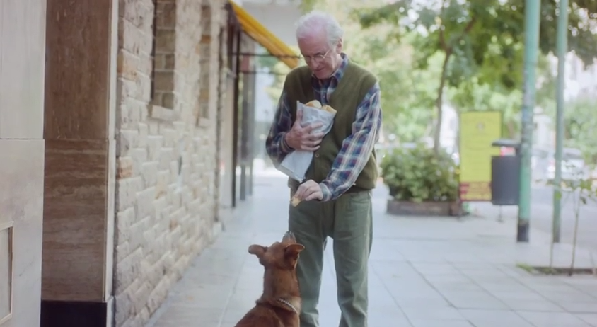 Video: A Dog's Unconditional Love