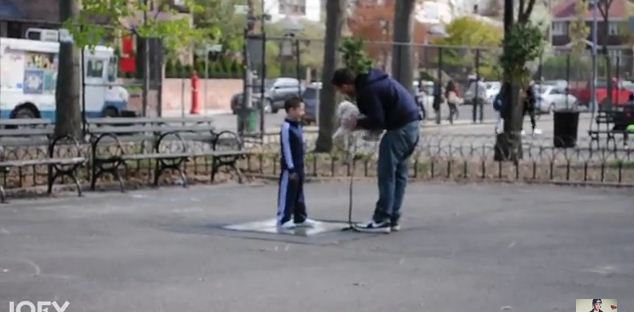 What This Guy Did To Kids In A Playground Revealed A Shocking Truth You Should Know