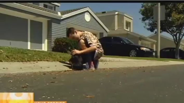 12 Year Old Boy Sets Up Lemonade Stand To Help Save A Sick Dog