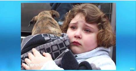 A Selfless Little Girl Gets The Best Reward EVER!