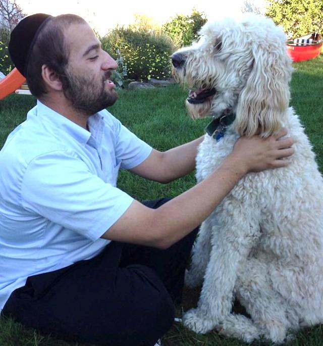 Meet Brooklyn's Fearless Hasidic Dog Walker