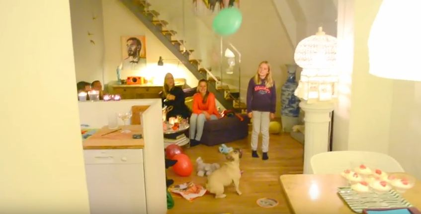 When They Let Their Dog Out At A Party, This Happened… For Hours…
