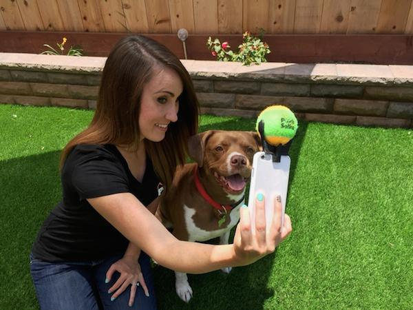 Get the perfect picture of your dog with this handy device