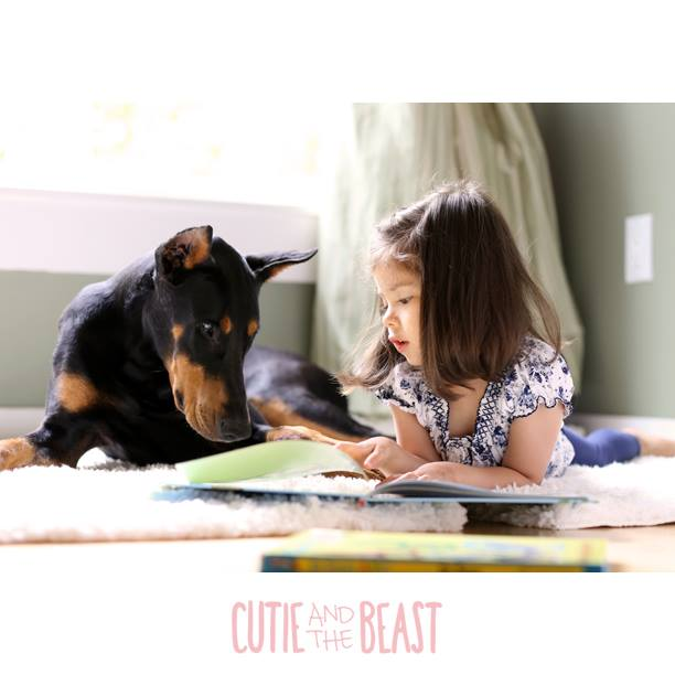 Disclaimer: This Little Girl & Her Doggie Soulmate Will Absolutely Steal Your Heart