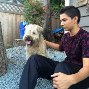 Teen Fights Off Bear to Save Pet Dog
