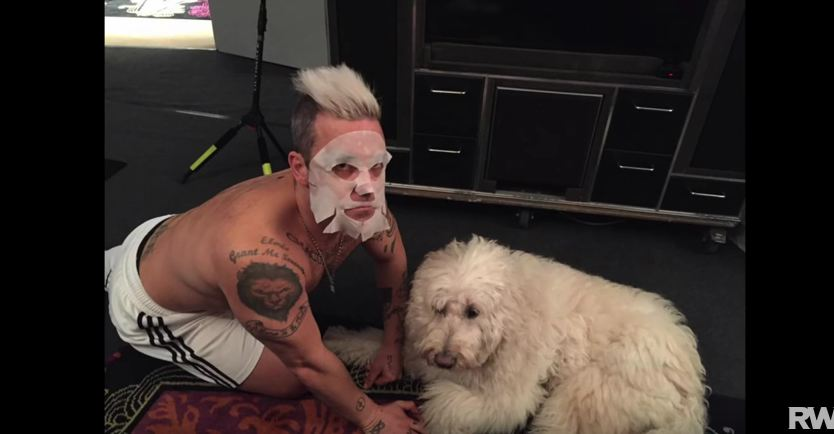 After This Famous Singer's Dog Passed, He Felt He Had To Do This… Grab A Tissue