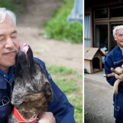 The Guardian of Fukushima's Abandoned Animals