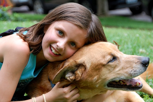 New Study Says Dogs Lower Risk Of Asthma In Kids