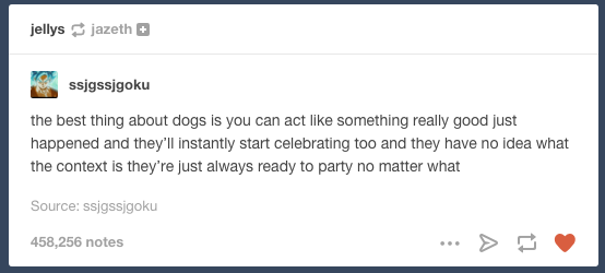 Times Your Love Of Dogs Was Perfectly Captured By The Internet