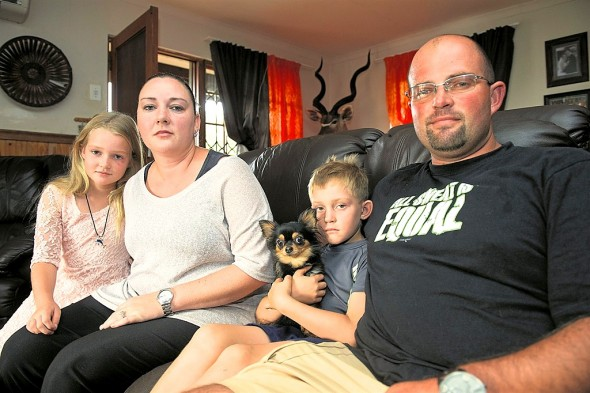 Chihuahua Helps Save South African Family from Five Gunmen