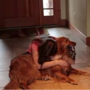 Watch: 14-Year-Old Girl Invents AWESOME Device to Help Her Dog Deal with Loneliness