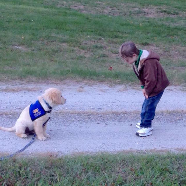 Boy With Down Syndrome & Autism Has A Bond With His Dog That Proves Animals Are The Best Therapy