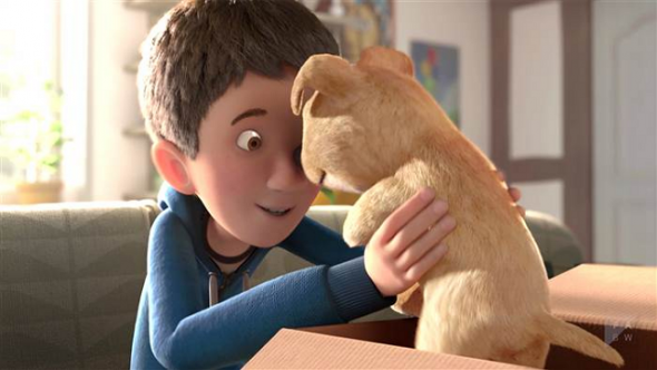 The Present: A Short Animated Film You Won't Soon Forget