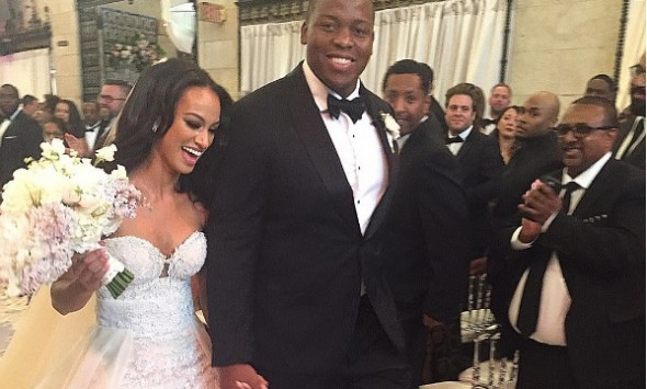 Baltimore Ravens Player Jeremy Zuttah Wouldn't Get Married Without His Pit Bull