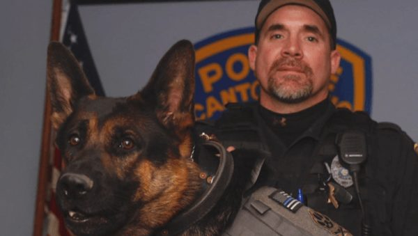 This Guy Shot And Killed A K9 Officer. Now, He's Sentenced To 45 Years In Prison