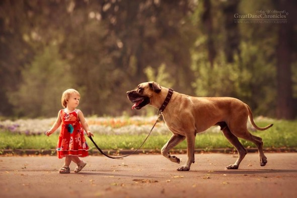 34-little-kids-and-their-big-dogs