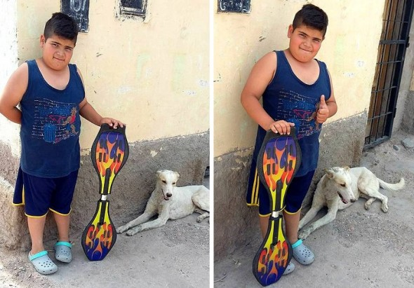 boy-tries-to-sell-skateboard-to-get-a-street-dog-medical-attention3