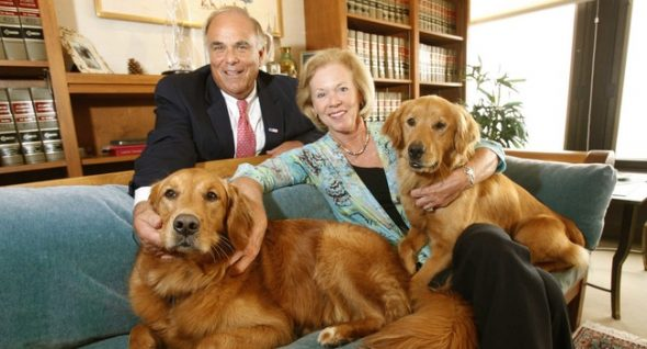 Gov. Ed Rendell Pens Beautiful Tribute to His Late Dog, Maggie