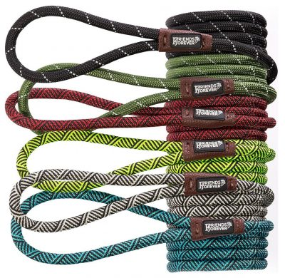 Extremely Durable Dog Slip Rope Leash