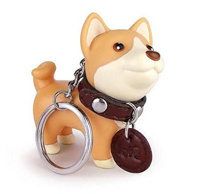 Cute Dog Key Chain