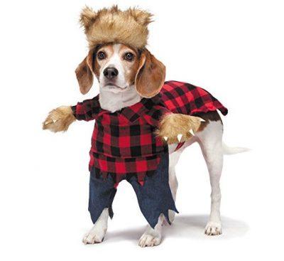 Zack & Zoey Werewolf Costume for Dogs