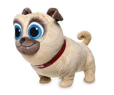 Disney Rolly Plush – Puppy Dog Pals