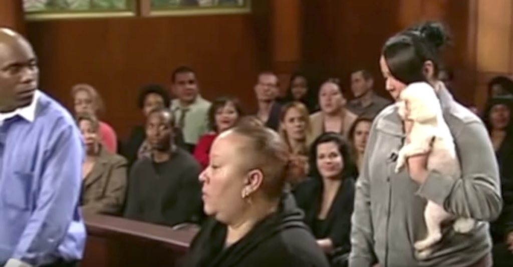 Judge Judy Unleashes Dog In Courtroom To Prove Who Really Owns It