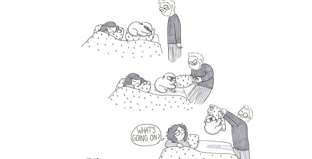 Hilarious Comics That Depicts The Adorable Relationship Dogs Have With Their Owners