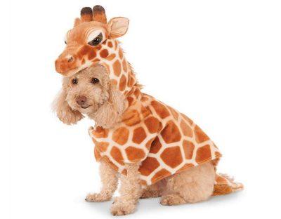 Giraffe Hoodie for Pet