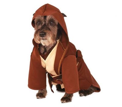 Rubie's Star Wars Classic Jedi Pet Robe