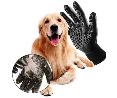Swissdigital Pet Grooming Glove