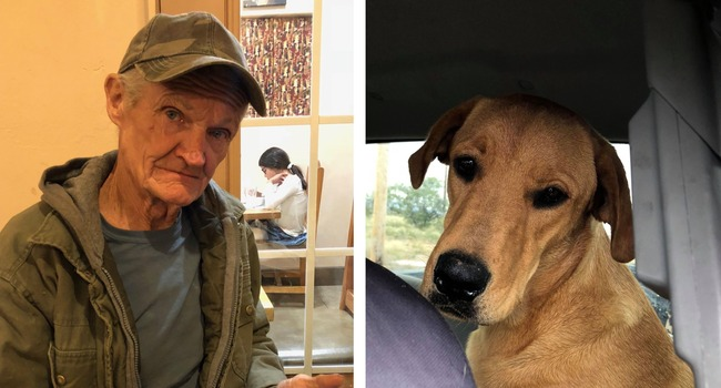 "Man forgives the dog that shot him while hunting: ""He's a good dog."""
