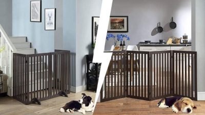 Total Win – Freestanding Dog Gate