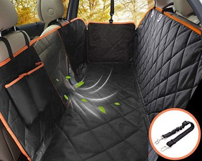 Lifepul Dog Seat Cover Car Seat Cover for Pets