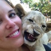 Woman Returns To South Africa To Save Her Favorite Lion