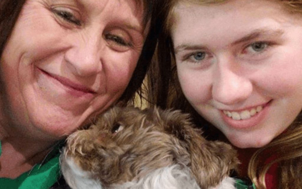 Kidnap victim Jayme Closs shares healing photo with her dog