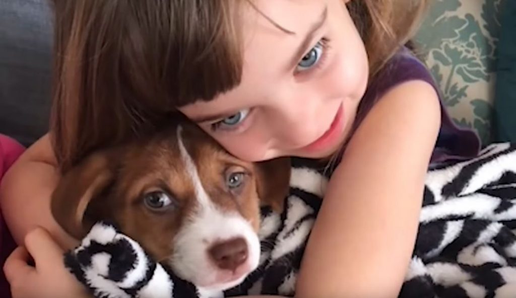 This Girl's Happiest When Her Dog's Happy   The Dodo Kid's Best Friend
