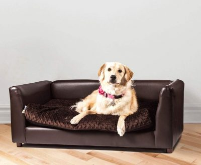 Keet Fluffly Deluxe Pet Bed