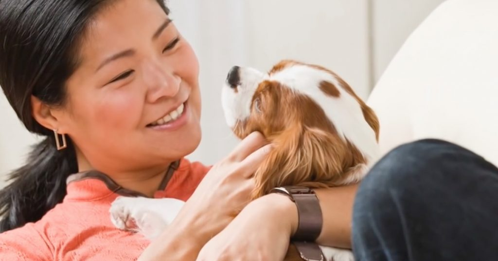 New Study Shows That Losing A Pet Is As Hard As Losing A Family Member
